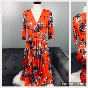 ASOS Wrap Dress